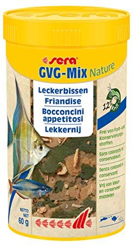 Sera GVG-Mix Nature 250 ml, Nature (ohne Farb- & Konservierungsstoffe)