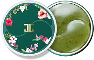 JAYJUN Cosmetic Green Tea Eye Gel Patch - Eye Treatment for Dark Circle - Anti aging Under Eye Patch - Eye Mask Sheets Moi...