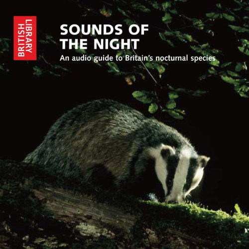 Sounds of the Night audiobook cover art