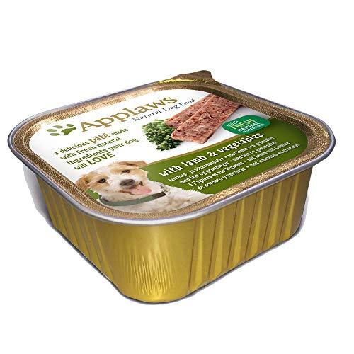 Applaws hond shell Pate Lamm & Groenten, 7-pack (7 x 150 g)