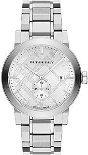 BU9900 42mm Silver Steel Bracelet & Case Anti-Reflective Sapphire Men's Watch