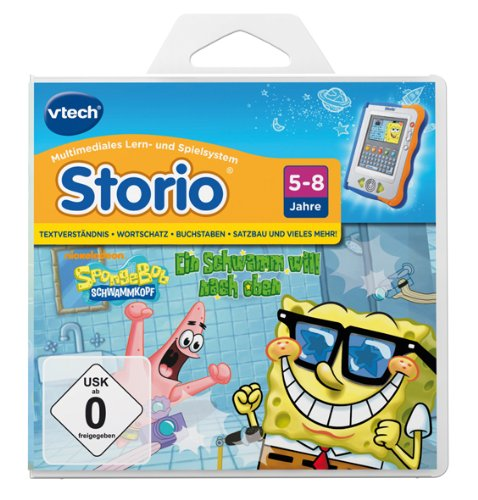 VTech Lernspiel SpongeBob Schwammkopf