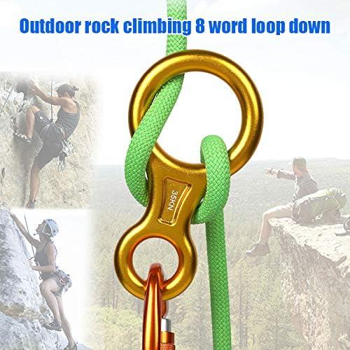 Tenflyer Cuerda de Escalada Rescate Descendente 8 Palabras ...