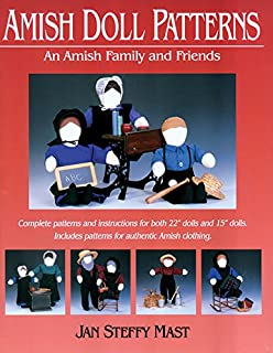 Best amish doll patterns Reviews