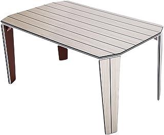 HLL Tables, Table de Pliage Tables de Jardin Table À Manger Table de Salle À Manger Inscensurgissement de L'Ordinateur Por...