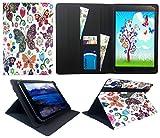 Sweet Tech Odys Ace 10 Tablet 10.1 Inch Multi Butterfly
