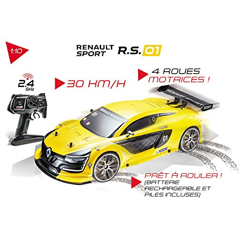 RC Drift Car kaufen Drift Car Bild 1: Mondo 63359 R C Renault RS 01 Drift Ma stab 1 10*