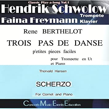 Berthelot: Classic Play-a-long, Vol.1