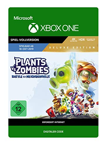 Plants vs. Zombies: Battle for Neighborville: Deluxe Edition  | Xbox One - Download Code