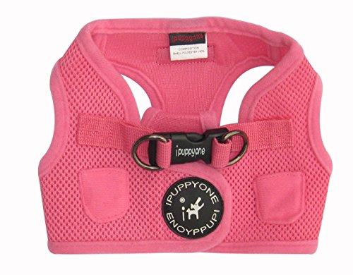IPuppyone Vest Harness (Light Pink, Large)