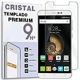 REY Protector de Pantalla para CUBOT Dinosaur/CUBOT Note S Cristal Vidrio Templado Premium