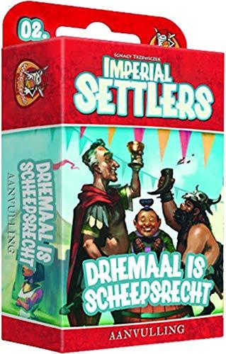 Imperial Settlers - Driemaal is Scheepsrecht