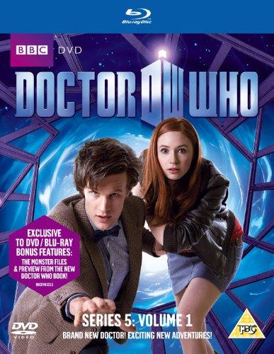 Doctor Who - Series 5, Vol. 1 [Blu-ray]