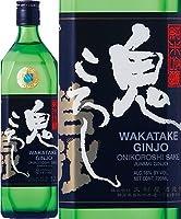 若竹(静岡・島田)、鬼ころし 純米吟醸 720ml/スローフードジャパン燗酒コンテスト金賞受賞