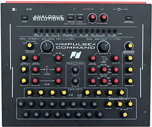 Lowest Prices! Analogue Solutions Impulse Command Synth Module