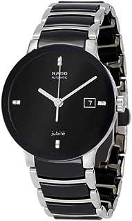 Rado Men's Black Stainless Steel Band Watch - R30941702