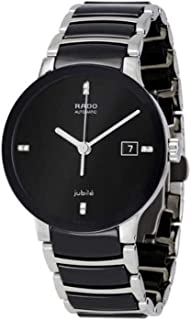 Centrix Jubile Black Dial Stainless Steel Automatic Men's Watch R30941702