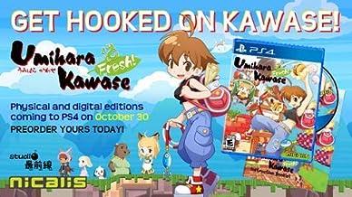 Umihara Kawase Fresh! - PlayStation 4