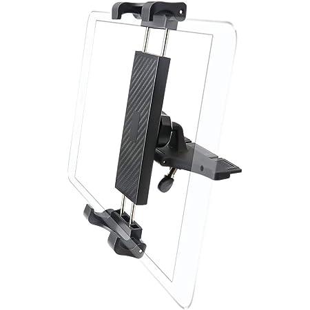 Microsoft Tabs e altri tablet da 7-12,9 Pollici Tablet Universale Supporto Tablet Car CD Slot per iPad Pro 12.9 11 10.5 9.7 iPad Mini Air 5 4 3 2 Samsung Cuxwill Supporto Tablet Auto Lettore CD