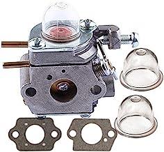 BMotorParts Carburetor Carb w//Gasket for Cub Cadet ST100 25A-262J710 String Trimmer