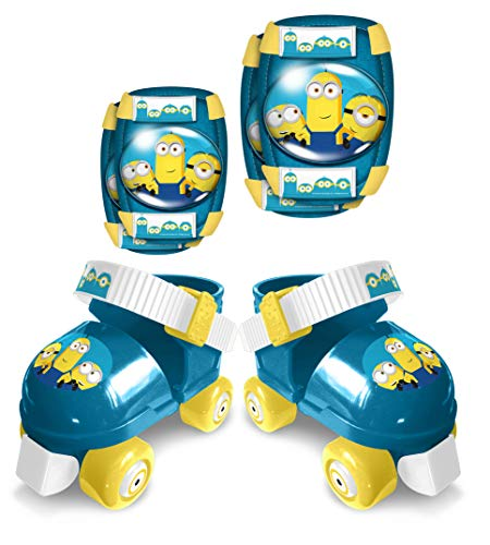 Stamp Set Rollers + E/K Pads Minions...