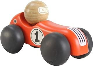 Masterkidz Vintage Racer Car Toy, Red