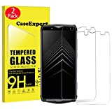 CaseExpert 2 Pack - Ulefone Power 5 Tempered Glass,