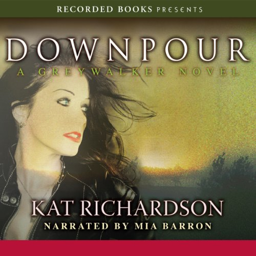Downpour audiobook cover art