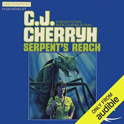 Serpent's Reach audiobook cover art