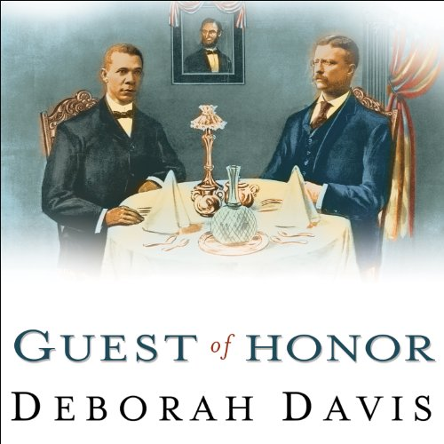Guest of Honor audiobook cover art