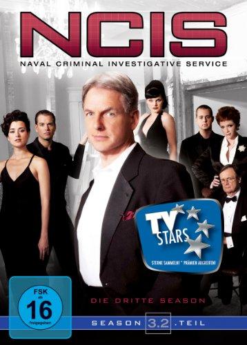 Navy CIS - Season 3, Vol. 2 (3 DVDs)