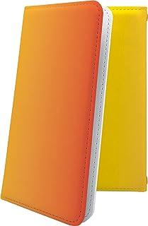 TORQUE G03 / G02 ケース 手帳型 グラデーション シンプル トルク ヘリーハンセン リミテッド 手帳型ケース 無地 torqueg03 torqueg02 hellyhansen カラフル