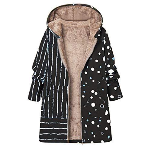 Momoxi Plüsch Damen Jacke Plus Size Warm Weich Print Weihnachtsjacke Geschenkidee Für Winter Lederhosen mütze socken Schuhe gürtel Stiefel unterwäsche sportbekleidung Kindermode