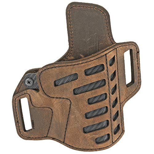Versacarry Compound Series Holster, OWB, Brown, Size 1,...