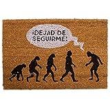 DCASA DCASA Antideslizante Evolucion Referencia DC Felpudos Textiles del hogar Unisex Adulto, Multicolor (Multicolor), única