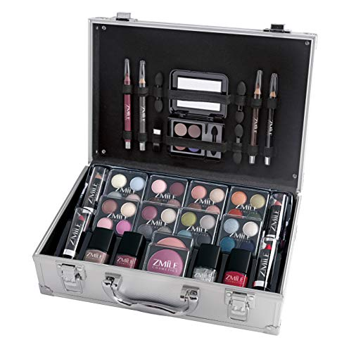 ZMILE Cosmetics coffret maquillage mallette en aluminium 51