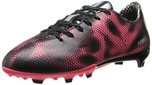 Adidas OriginalsF10 FG W-W - F10 Fg W-w Damen, Schwarz (Black/Metallic/Silver/Flash Red), 35 B(M) EU