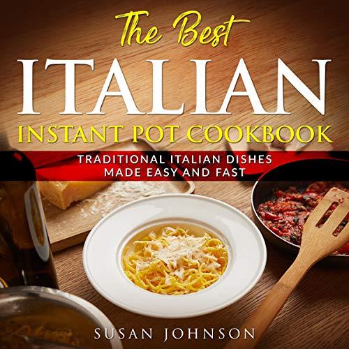 The Best Italian Instant Pot Cookbook cover art