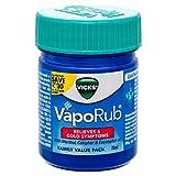 Vicks VapoRub Ointment 25ml - Wholesale Bulk Family Pack (20)