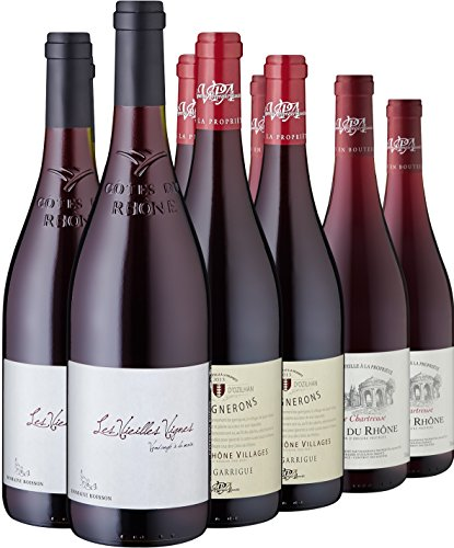 Rindchen's Weinkontor Wein Probierpaket Cote du Rhône mon amour trocken (9 x 0.75 l)