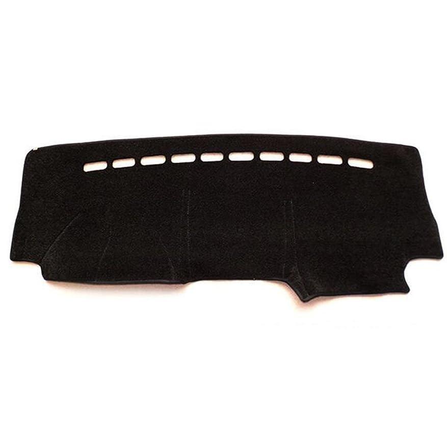 パーツ納屋緊張するJicorzo - For 1998-2017 Suzuki Jimny Dashboard Cover Dashmat Dash Mat Pad Sun Shade Carpet Dash Protector Overlays Car Styling Accessories