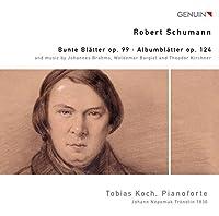 Bunte Blatter Op. 99 Albumblstter Op. 124