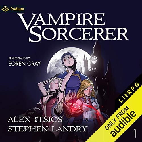 Vampire Sorcerer cover art