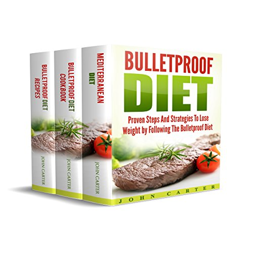 Bulletproof Diet: 3 Manuscripts cover art