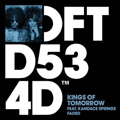 Kings Of Tomorrow feat. キャンディス・スプリングス