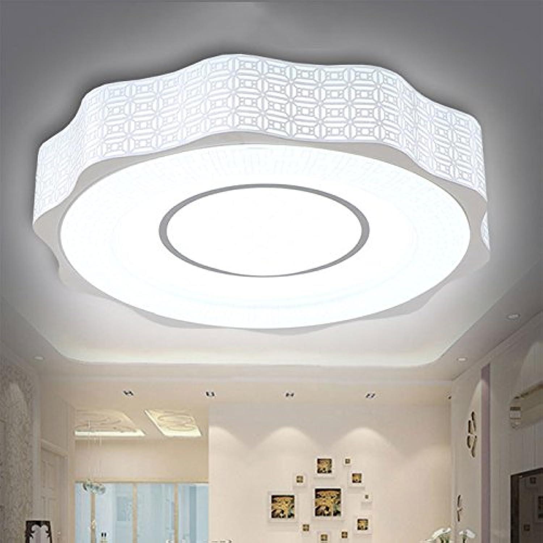 warm und modisch Lampe, Schlafzimmer Lampe, rund ...