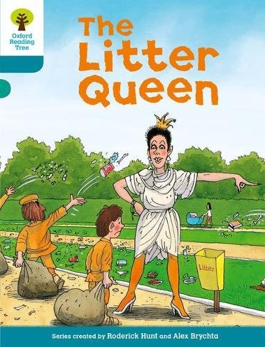 Oxford Reading Tree: Level 9: Stories: The Litter Queenの詳細を見る