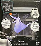 Gemmy 4 1/2 Airblown Inflatable Hanging Nightmare Before Christmas Zero The Ghost Dog