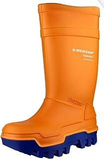 Orange de Dunlop Thermo Botte - 9 - C662343