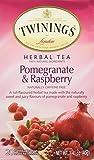 Twinings of London Pomegranate and Raspberry Tea